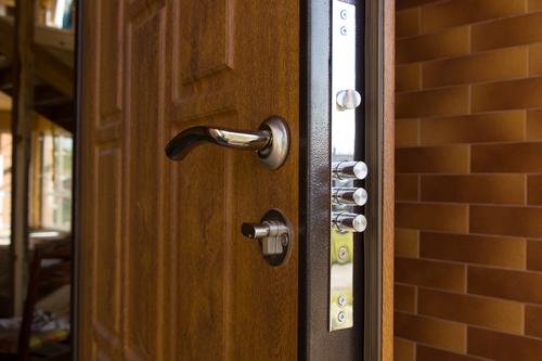 grades of locks for exterior doors